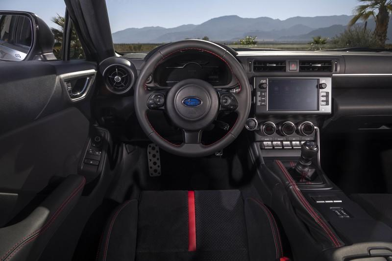 The 2022 Subaru BRZ Features Sharper Looks and More Power, But It's Still Missing Something Interior - image 948679