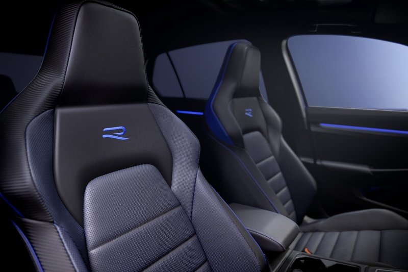 If You Thought the Volkswagen Golf R Was Great Before, The 2022 MK8 Will Blow Your Mind Interior - image 945507