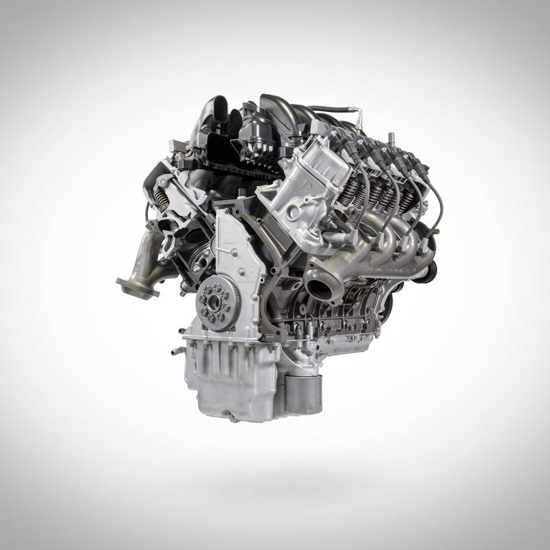 A 6.8-Liter, Pushrod V-8 Could Land in the Ford F-150 And Mustang by 2022