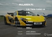 A Ferrari F40 and a McLaren P1? You HAVE To See This Drag Race - image 946484