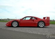 A Ferrari F40 and a McLaren P1? You HAVE To See This Drag Race - image 946488