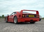 A Ferrari F40 and a McLaren P1? You HAVE To See This Drag Race - image 946489