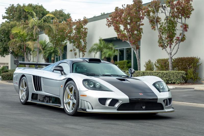 Amazing Car for Sale: 2007 Saleen S7 LM