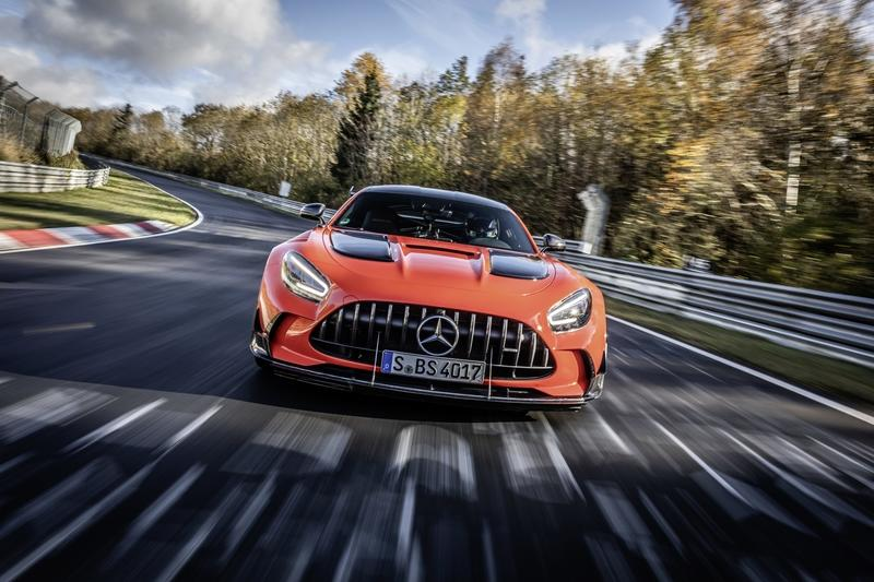 Mercedes-AMG Made Sure You Can't Dispute the GT Black Series' Nurburgring Record