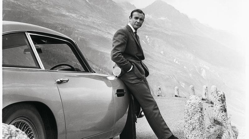 All The Cars Sean Connery Drove As James Bond Ranked