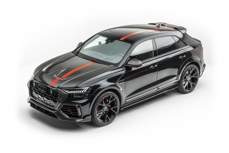 2020 Audi RSQ8 by Mansory