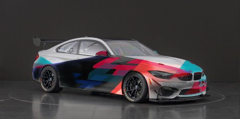 BMW Motorsport Recognizes M4 GT4 Success Story With Raft Of New Color Schemes