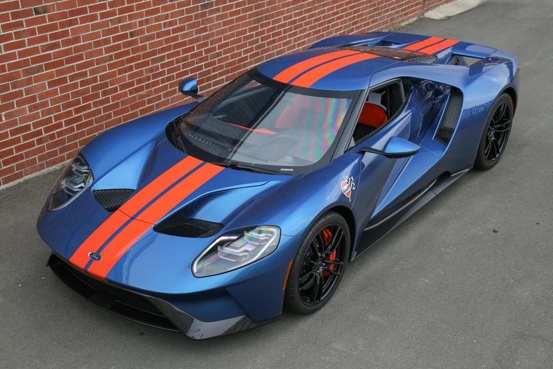 Cool Car For Sale: 2018 Ford GT