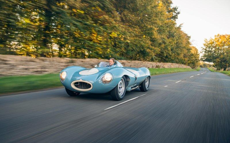 An Ex-Sebring 12-Hour Jaguar D-Type Is for Sale, But You May Need to Sell a Kidney to afford It
