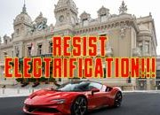 Ferrari and Electrification Will Never Be a Match Made In Heaven - image 945608