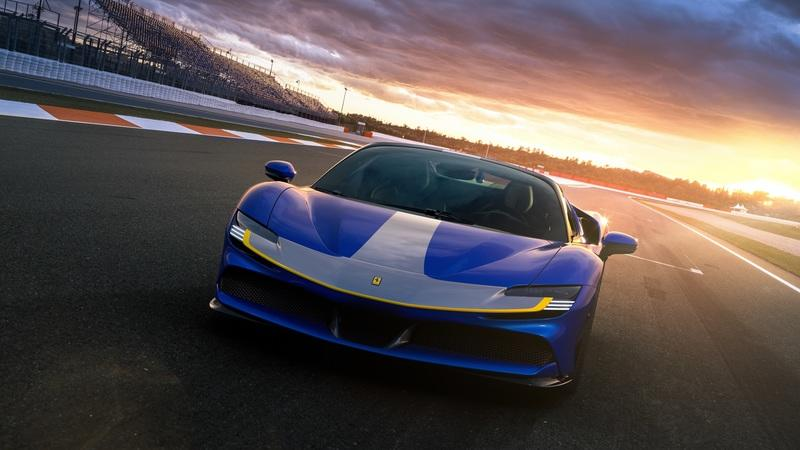 2021 Ferrari SF90 Spider - All The Power and Infinite Headroom Exterior - image 947373