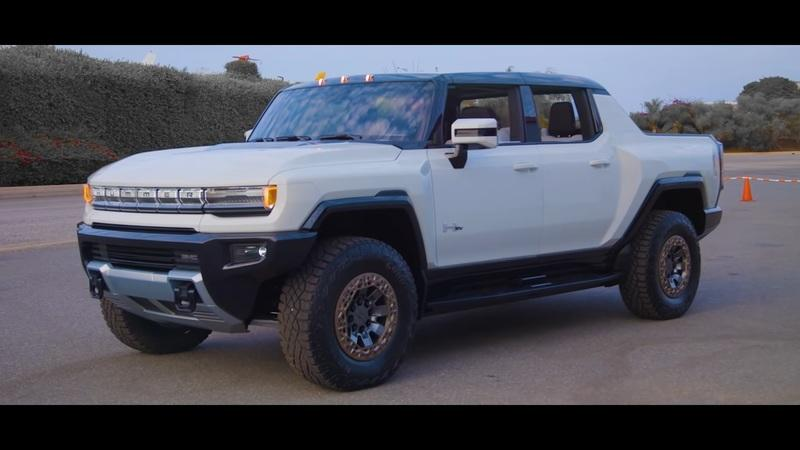 First Video Review of the Hummer EV Reminds US That The Car Doesn't Actually Exist