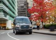 Ford Unveils The 2022 E-Transit Electric Van - image 947506