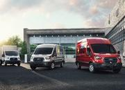 Ford Unveils The 2022 E-Transit Electric Van - image 947507