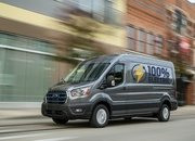 Ford Unveils The 2022 E-Transit Electric Van - image 947498