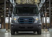 Ford Unveils The 2022 E-Transit Electric Van - image 947499