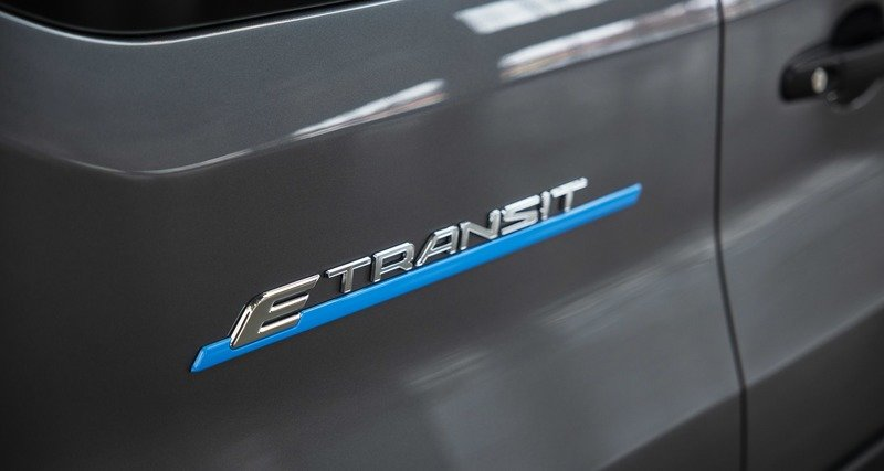 Ford Unveils The 2022 E-Transit Electric Van Exterior - image 947501