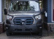 Ford Unveils The 2022 E-Transit Electric Van - image 947502