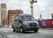 Ford Unveils The 2022 E-Transit Electric Van - image 947505