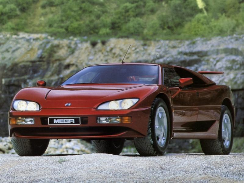 Forgotten Supercars: 10 Facts About the Aixam Mega Track
