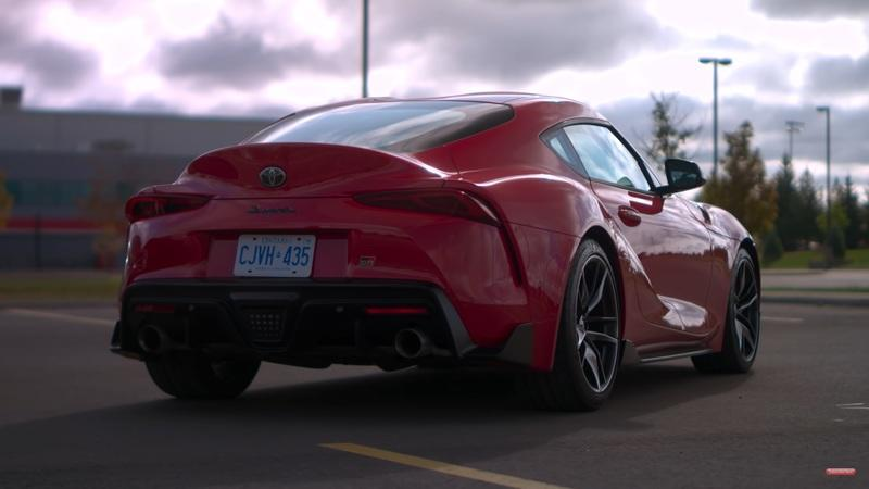 Generation Gap: Is the 1994 Supra Better Than the New 2021 Supra? - image 946140