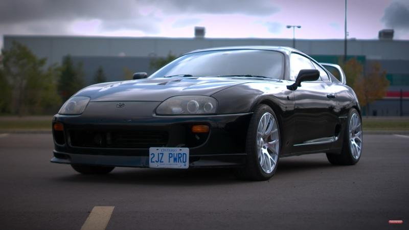 Generation Gap: Is the 1994 Supra Better Than the New 2021 Supra? - image 946133