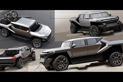 GM Just Showed How Cool the Hummer EV Could Have Been