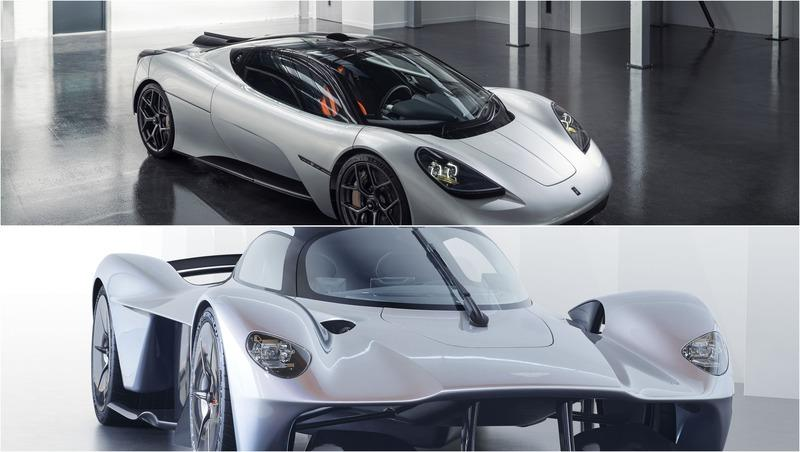 Gordon Murray T.50 or Aston Martin Valkyrie? What Would You Pick?