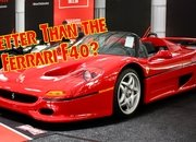 Here's Why the Ferrari F50 Is Better Than the F40 - image 947490