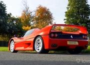 Here's Why the Ferrari F50 Is Better Than the F40 - image 947085
