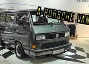 I Bet You Didn't Know About the Porsche B32 - A Porsche-Built 911-Powered Van! - image 946634