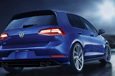 If You Thought the Volkswagen Golf R Was Great Before, The 2022 MK8 Will Blow Your Mind