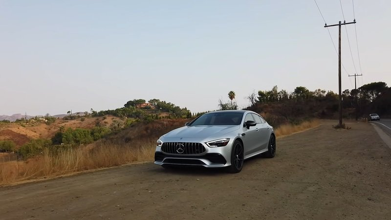 Is the Mercedes-AMG GT53 Really Without a Soul? - image 945532