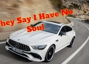 Is the Mercedes-AMG GT53 Really Without a Soul? - image 945546