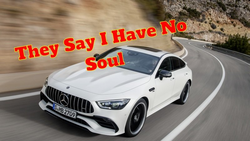 Is the Mercedes-AMG GT53 Really Without a Soul?