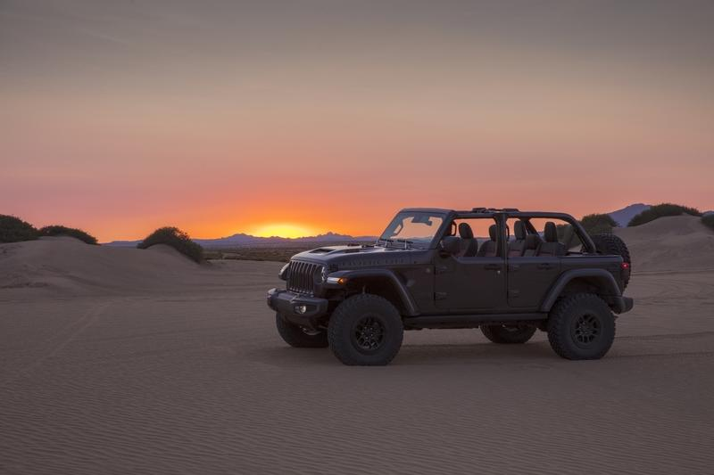 The 2021 Wrangler Rubicon 392 is the Second Most Expensive Jeep Ever Exterior - image 948352