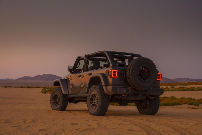 The 2021 Wrangler Rubicon 392 is the Second Most Expensive Jeep Ever Exterior - image 948355