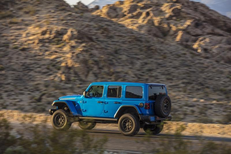 The 2021 Wrangler Rubicon 392 is the Second Most Expensive Jeep Ever