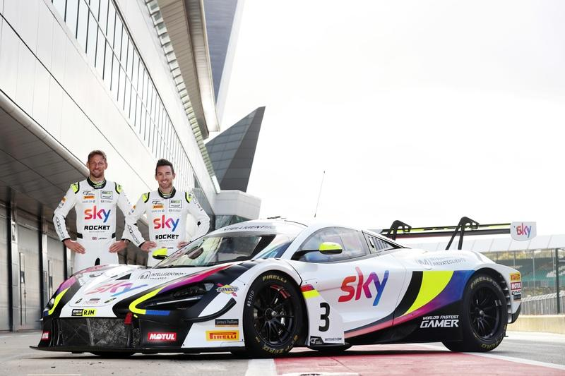 Jenson Button's GT Racing Debut Explained