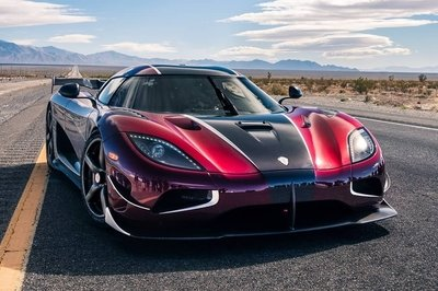Koenigsegg's Just Proved How Important Having The Fastest Car in the World Is To Brands