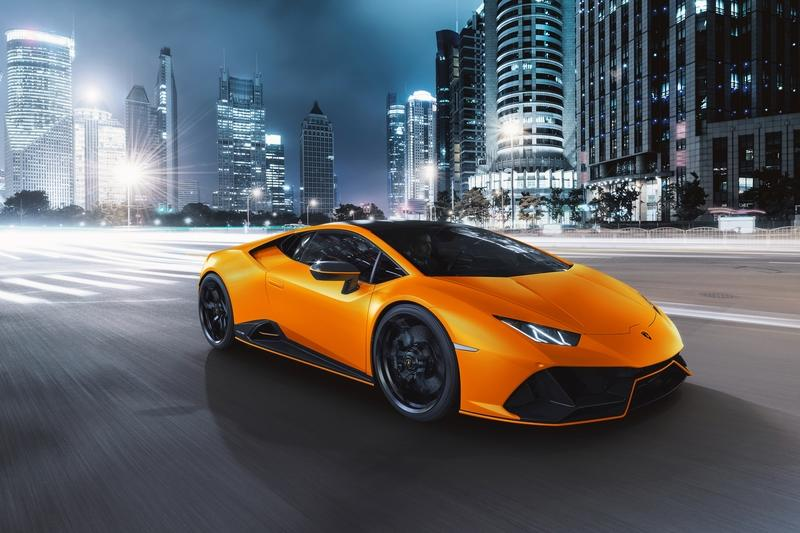 Lamborghini Fluo Capsule - Making the Gorgeous Huracan EVO Brighter and Bolder