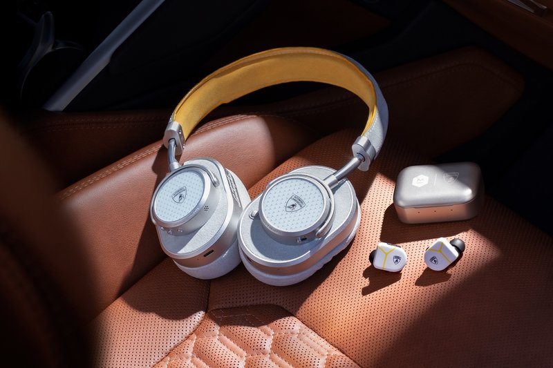These Lamborghini Headphones Would Go Really Well With Your New Urus SUV