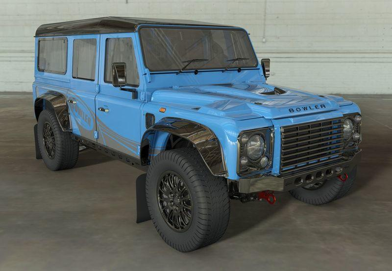 Land Rover Defender by Bowler - A Continuation of the Iconic Original