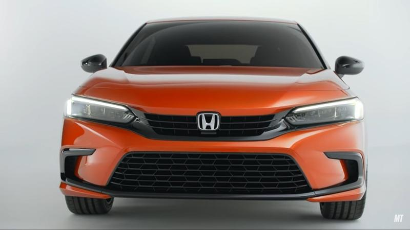 Honda Had a Few Tricks Up Its Sleeve When Designing The 2022 Honda Civic