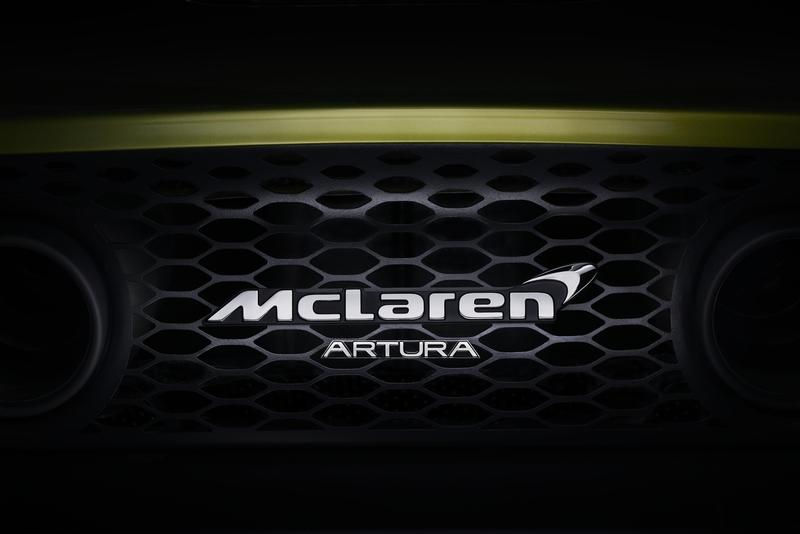 Feast Your Eyes On the All-New Hybrid McLaren Artura Supercar