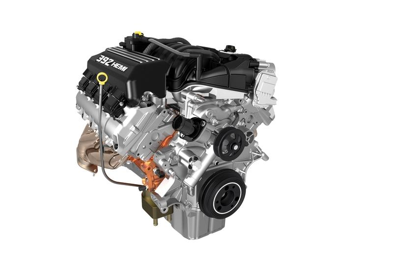 Mopar Reveals New 807-Horsepower Hellcrate Redeye Supercharged HEMI Crate Engine - image 946177