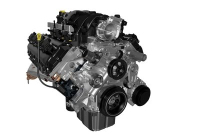 Mopar Reveals New 807-Horsepower Hellcrate Redeye Supercharged HEMI Crate Engine
