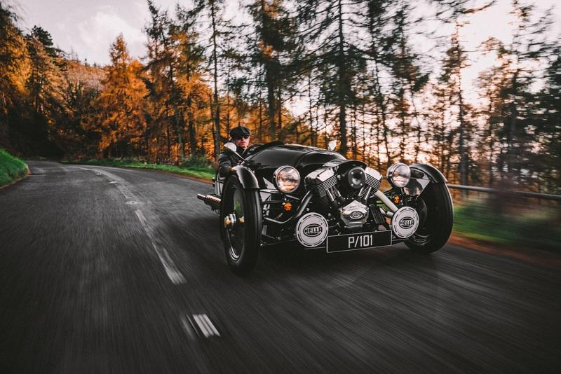 2021 Morgan 3 Wheeler P101