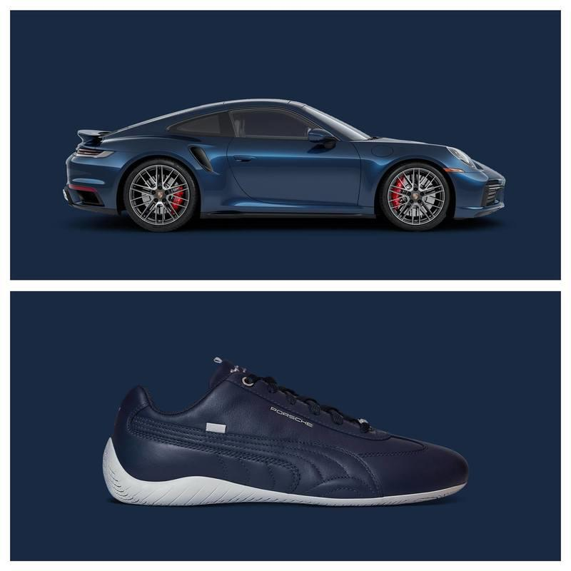 Porsche's New Partnership with PUMA is all the Sneaker Hype You Need on a Monday