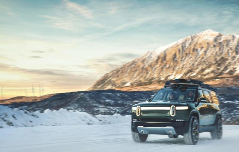 Rivian Reveals the Trim Levels and Pricing of the R1T and the R1S - image 947569